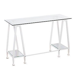 Mirelle A-Frame Writing Desk, , large