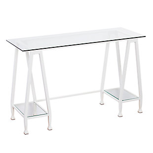 Mirelle A-Frame Writing Desk, , large