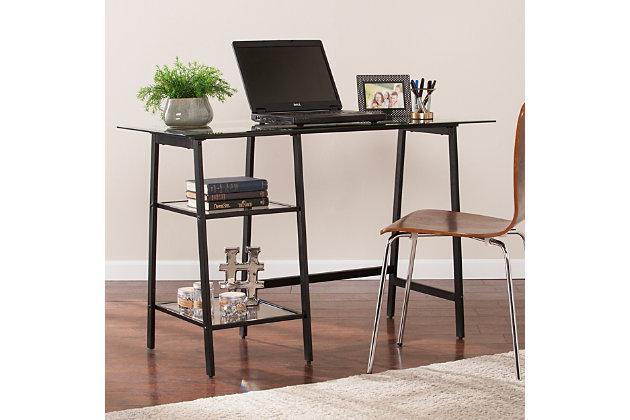 Evie A-Frame Writing Desk, , large