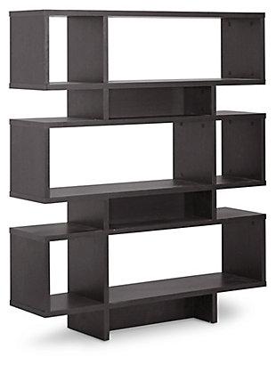 Four Level Modern Bookshelf, , large