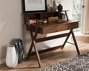 Sonoma Oak Writing Desk, , rollover