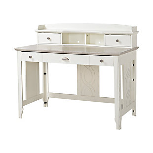 Writing Desk with Hutch, , large