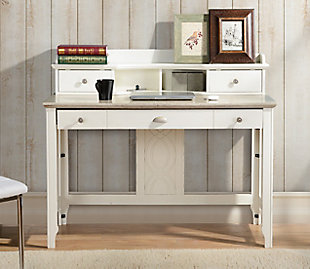 Writing Desk with Hutch, , rollover