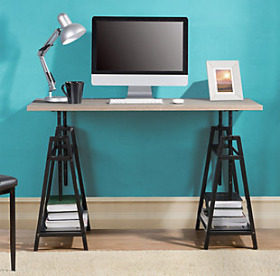 Adjustable Height Desk, , rollover