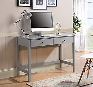 One Drawer Writing Desk, , rollover