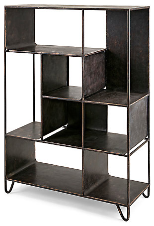 Iron Display Shelf, , large