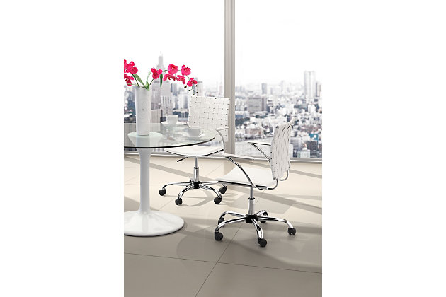 Criss Cross Home Office Chair, , large