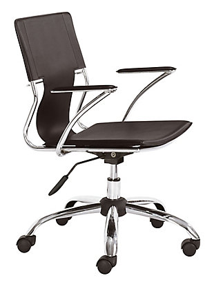 Sling Seat Home Office Chair, , rollover