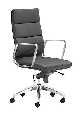 High Back Engineer Home Office Chair, , rollover
