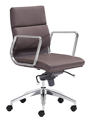 Low Back Engineer Home Office Chair, , rollover
