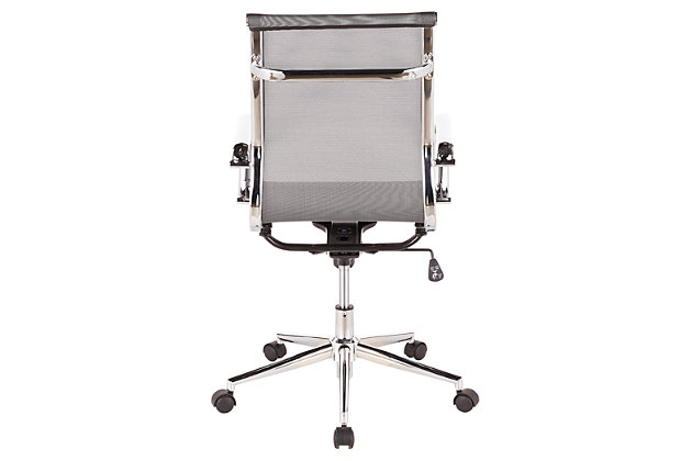 Mesh Swivel Home Office Chair, , large
