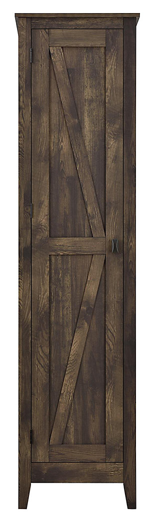 "Rustic 18"" Wide Storage Cabinet, , large"