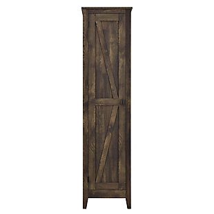 "Rustic 18"" Wide Storage Cabinet, , rollover"