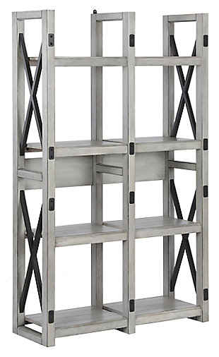 Eight Shelf Bookcase, , large