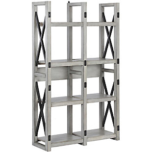 Eight Shelf Bookcase, , rollover