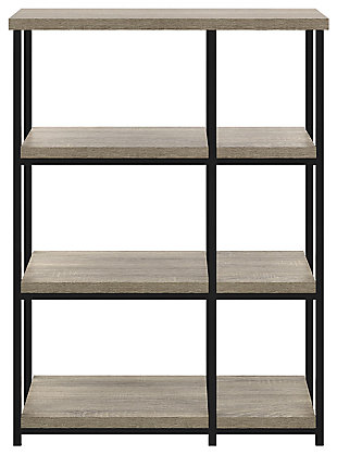 Metal Bookcase, , large
