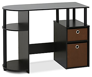 Storage Home Office Desk, , large