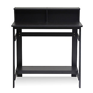 Multipurpose Home Office Desk with Hutch, , rollover