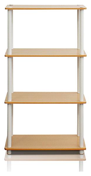 Four Shelf Multipurpose Bookshelf, , large
