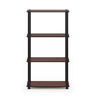 Four Shelf Multipurpose Bookshelf, , rollover
