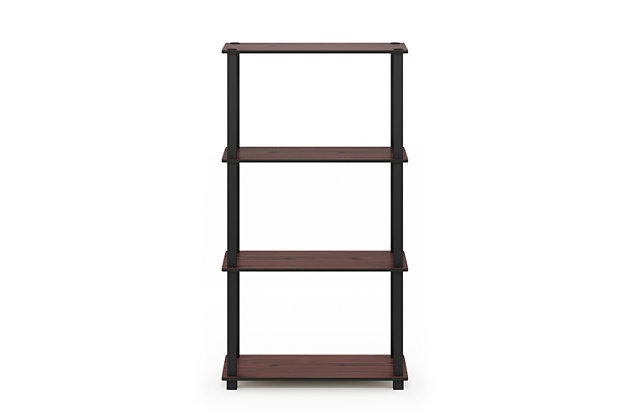 Four Shelf Multipurpose Bookshelf, , large
