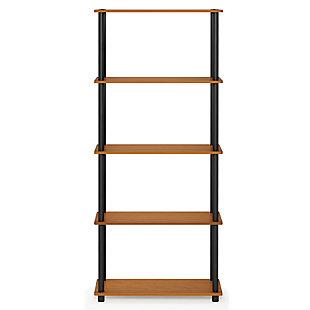Five Shelf Multipurpose Bookshelf, , rollover