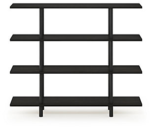 Four Shelf Home Office Bookcase, , large