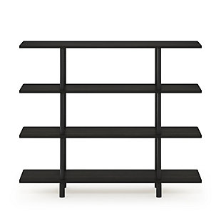 Four Shelf Home Office Bookcase, , rollover