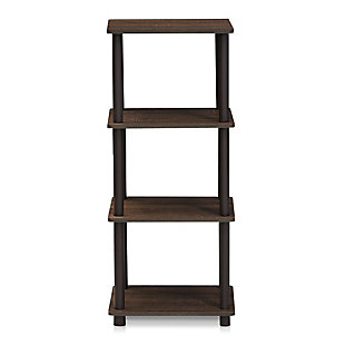 Three Shelf Home Office Bookcase, , rollover
