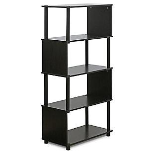 Five Shelf Flexi Rack Bookcase, , rollover