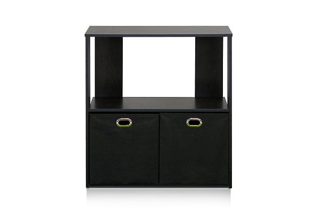 Storage Cabinet with Bin Drawers, , large