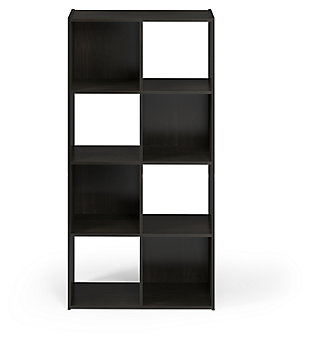 Cube Home Office Organizer Bookcase, , large