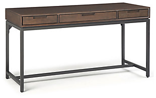Industrial Metal Desk, , large