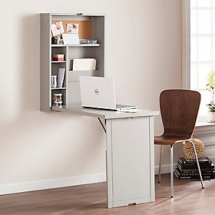 Ergonomic Wall Mount Desk, , rollover