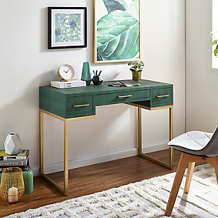 Modern Manchester Reptile Desk, , rollover