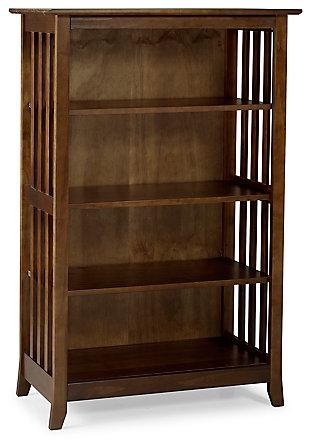 Double Bookcase, , large