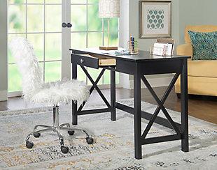 Black Desk, , large