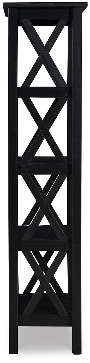 Black Bookcase, , large