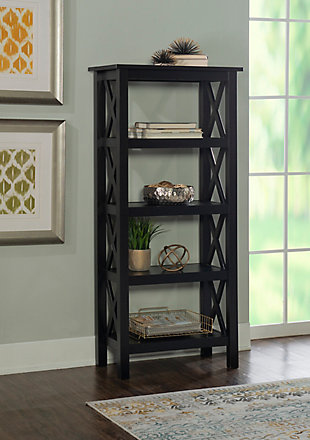 Black Bookcase, , rollover