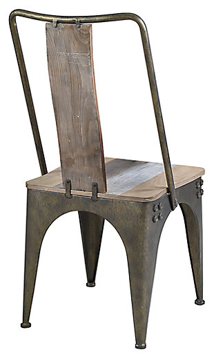 Industrial Desk Chair, , large