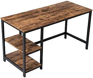 Vasagle Industrial Computer Desk, , large