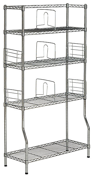 Fernand Wire Book Rack, , large