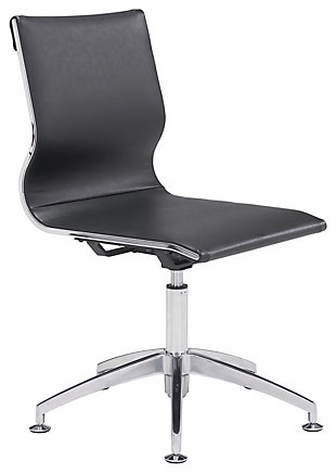Zuo Modern Glider Conference Chair, , large