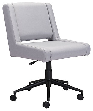 Zuo Modern Brix Office Chair, , large