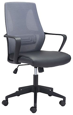 Zuo Modern Skyrise Office Chair, , large