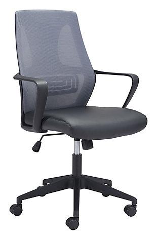 Zuo Modern Skyrise Office Chair, , rollover