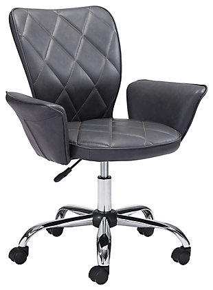 Zuo Modern Specify Office Chair, , large