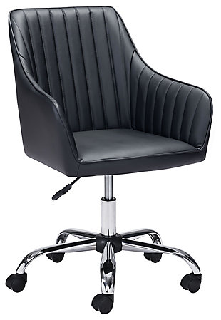 Zuo Modern Curator Office Chair, , large