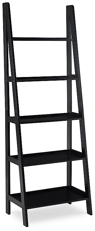 Linon Falan Ladder Bookshelf, , large