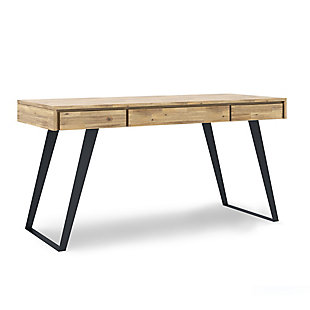 "Simpli Home Lowry Industrial 54"" Desk, , large"